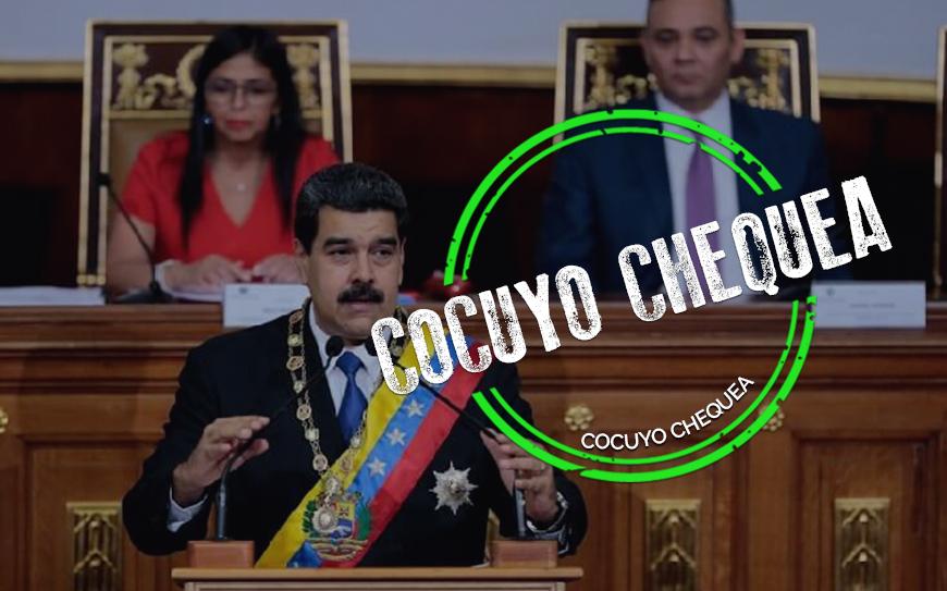 Maduro no adelantó los Carnavales para el jueves 20 de febrero