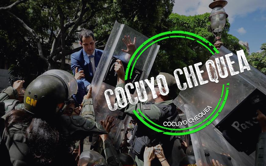 ¿Por qué Guaidó no entró a la AN? La verdad sobre lo sucedido el 5 de enero