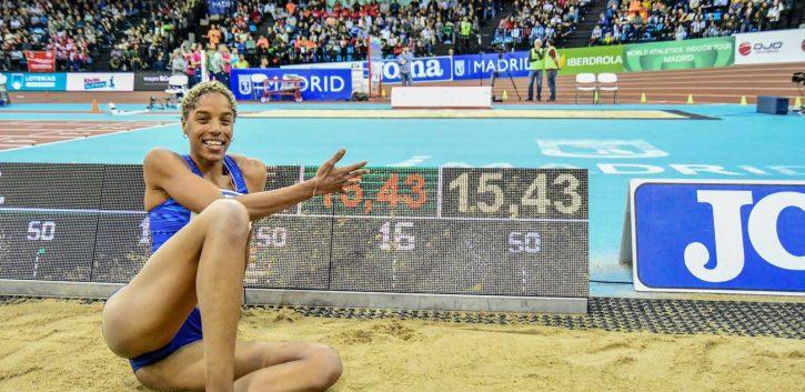 Yulimar Rojas figura entre las diez candidatas a mejor atleta del año