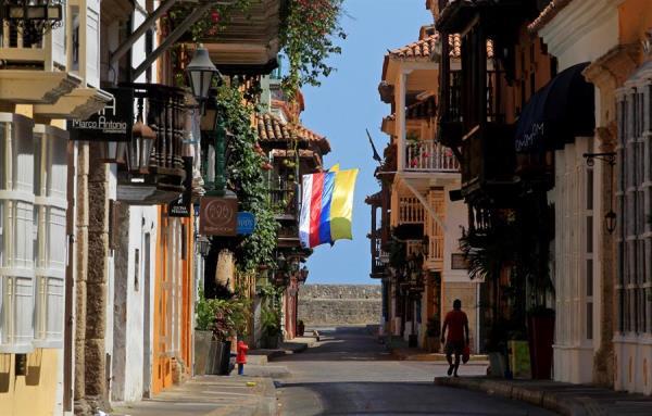 Cartagena desolada por el Covid-19, 27 de marzo