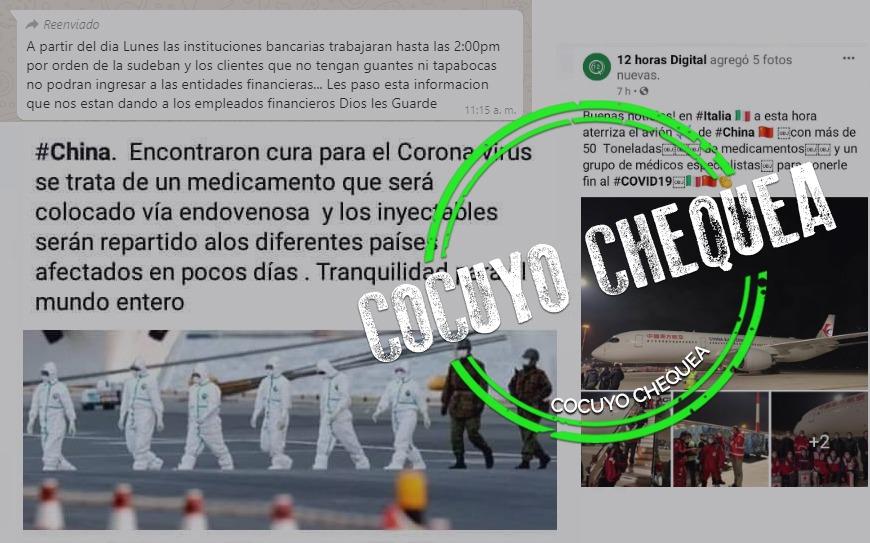 Aprende a combatir la desinformación sobre el COVID-19 en Venezuela