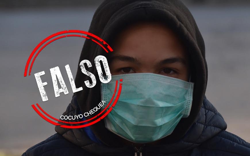 ¿El coronavirus permanece en el aire por horas?
