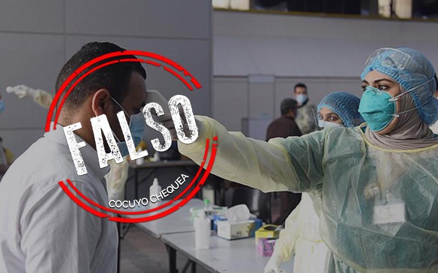 Médicos venezolanos que apoyarán a Italia no tienen relación con Maduro