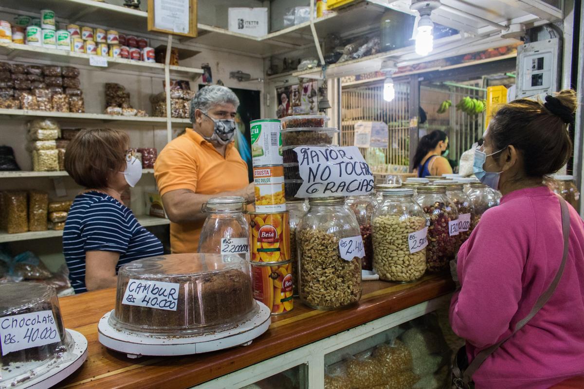 venezuela mercado guaicaipuro coronavirus