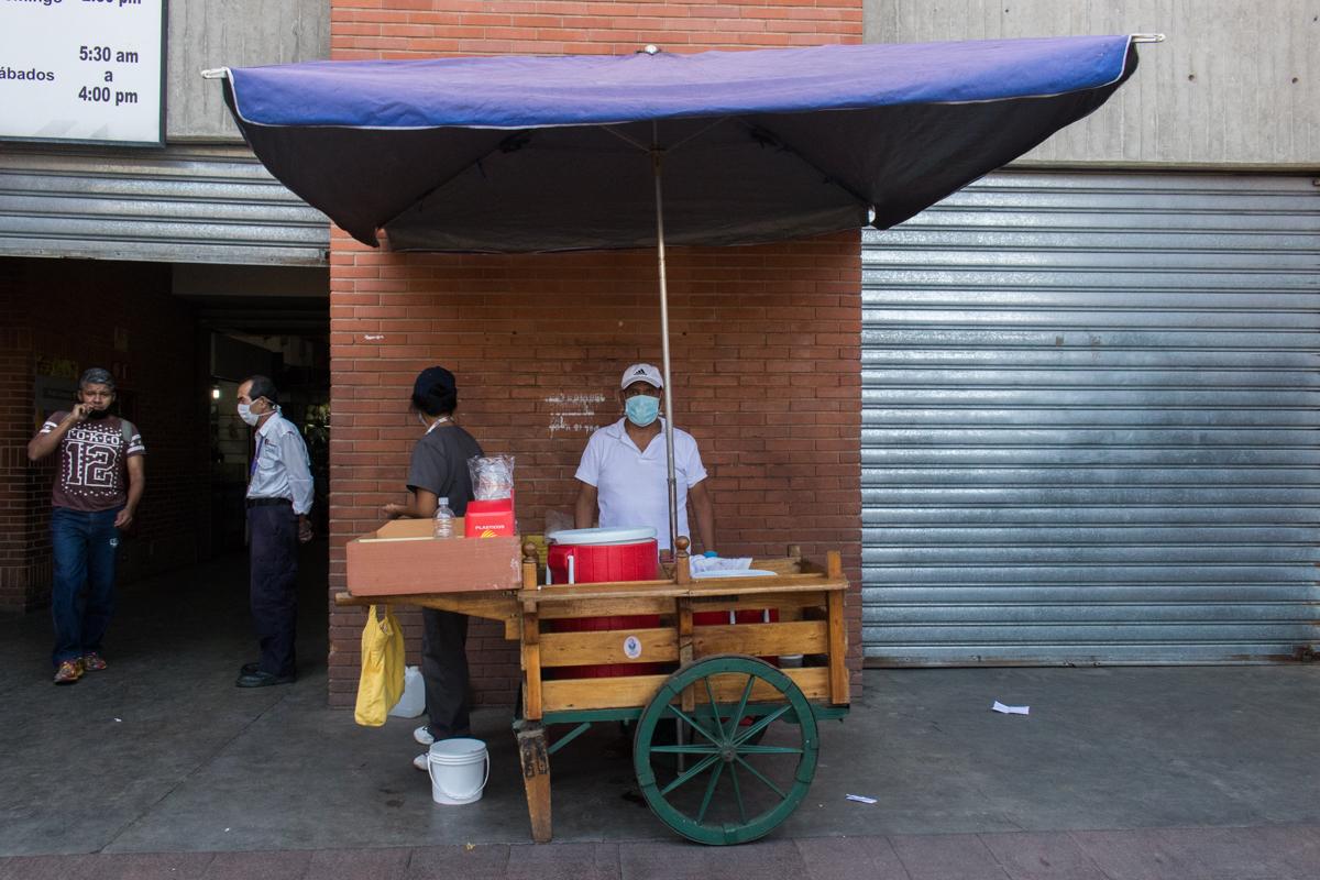 venezuela mercado chacao coronavirus