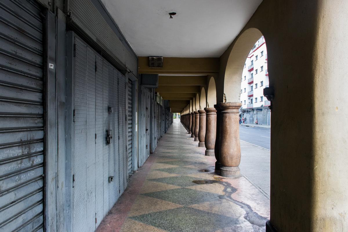 Avenda Baralt Mercado de Quinta Crespo 18 de abril