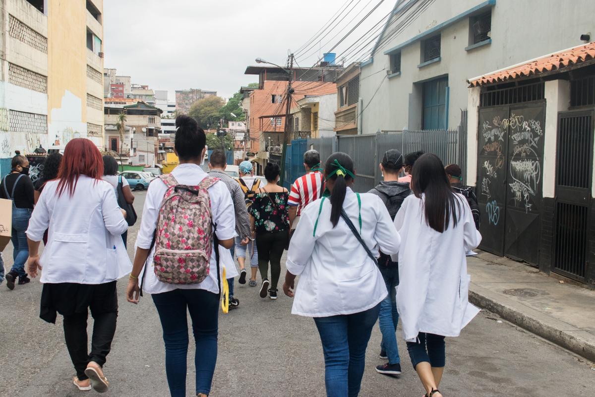 Recorrido Barrio Adentro COVID-19