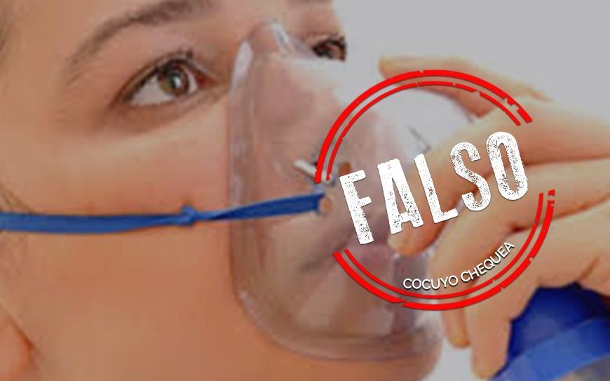 ¿Las nebulizaciones ayudan a aliviar los síntomas del COVID-19?