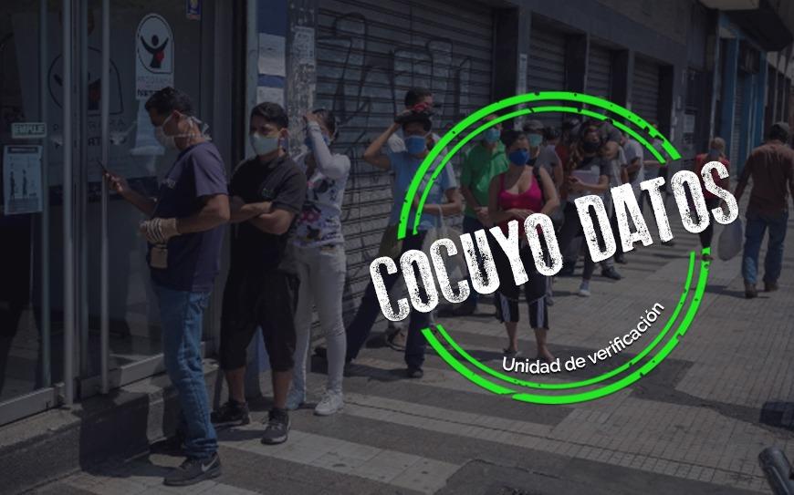 Uno de cada 939 venezolanos se ha contagiado de COVID-19