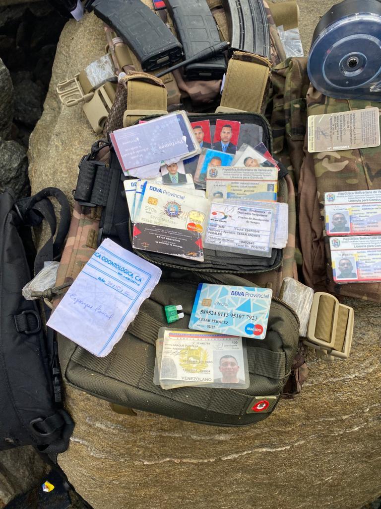Lo que sabe sobre la incursión militar en La Guaira