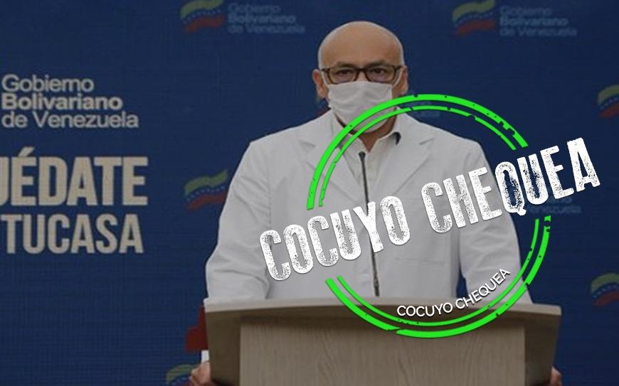 ¿Tiene Venezuela la tasa de casos de COVID-19 más baja del continente?