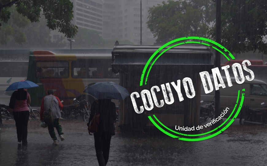 No había caído tan poca lluvia en Caracas desde hace 71 años