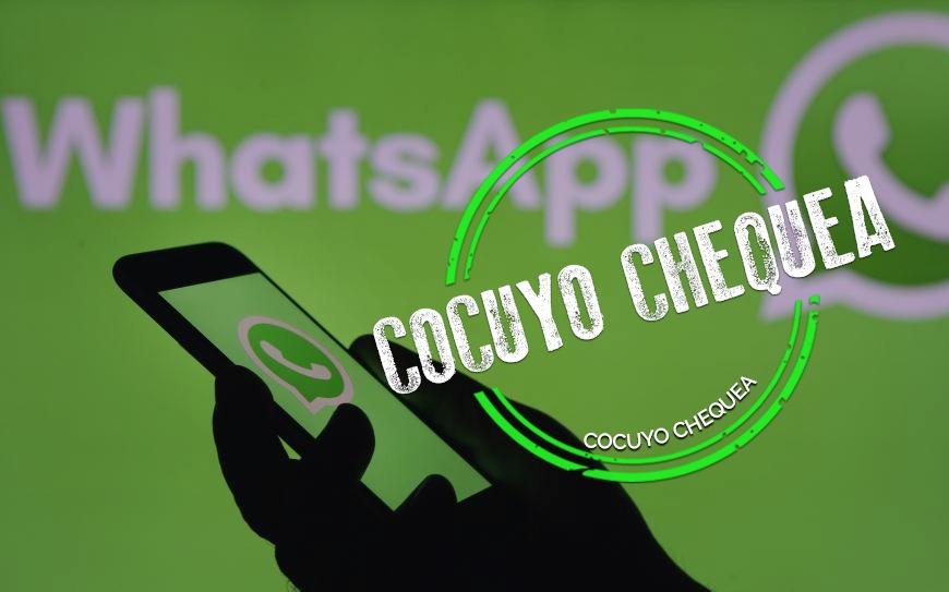 Chatbot de WhatsApp permite consultar veracidad de noticias sobre el COVID-19