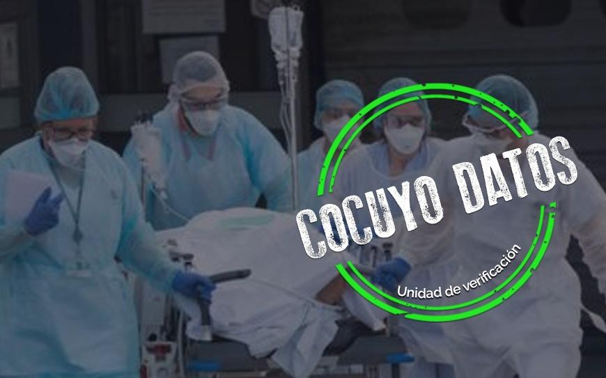 Edad promedio de los fallecidos  por coronavirus en Venezuela es de 61 años