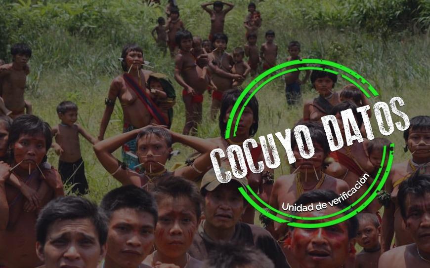 Panamazonía: 500 indígenas entre los casi 8 mil muertos por COVID-19