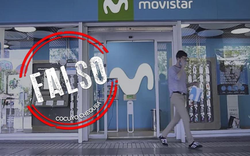Movistar no anunció que se retirará de Venezuela el 10 de agosto