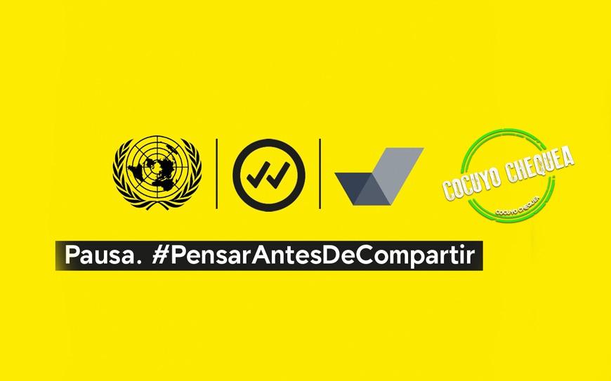 """""""Pausa. #PensarAntesdeCompartir"""", el challenge para combatir la desinformación"""
