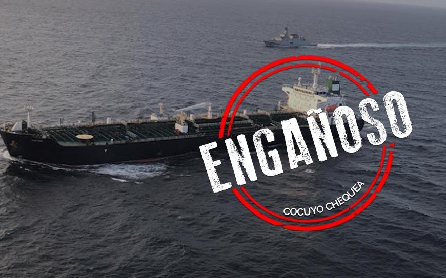 62 barcos iraníes sí perdieron la bandera de Panamá pero fue en 2019