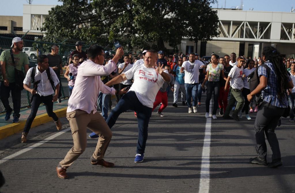 Entre enero y junio 23 periodistas venezolanos fueron detenidos de forma arbitraria, dice Ipys Venezuela