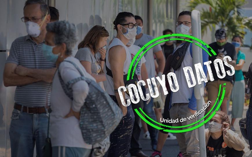 Venezuela llegó a 10 mil contagios con la tasa de recuperación más baja de Sudamérica