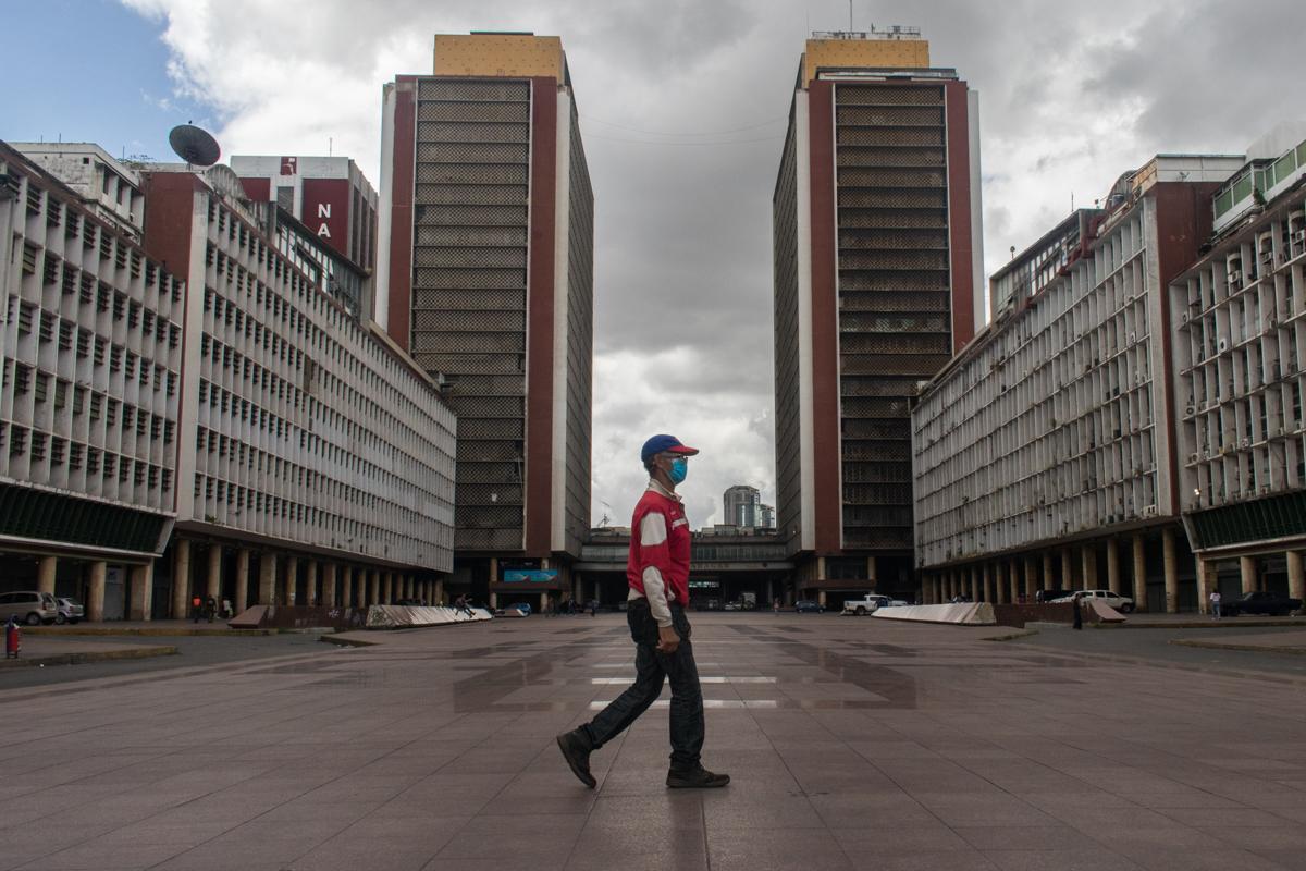Casos de coronavirus en Caracas se duplicaron en una semana
