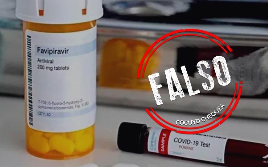 ¿Los medicamentos favipiravir y colchicina evitan los síntomas del COVID-19?