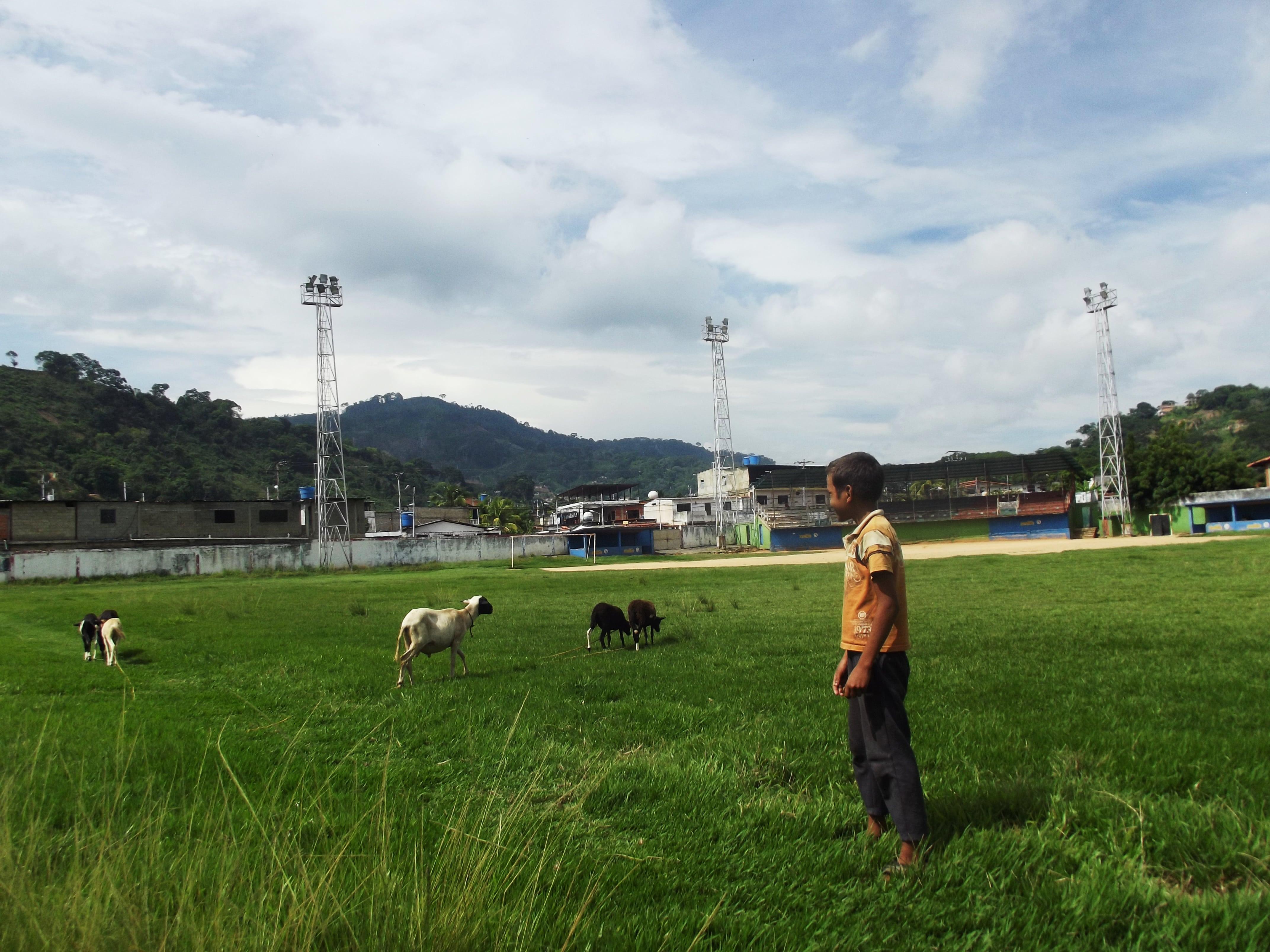 Pampán: un pueblo sin gas, gasolina y en confinamiento #AsiVivenLaCuarentena