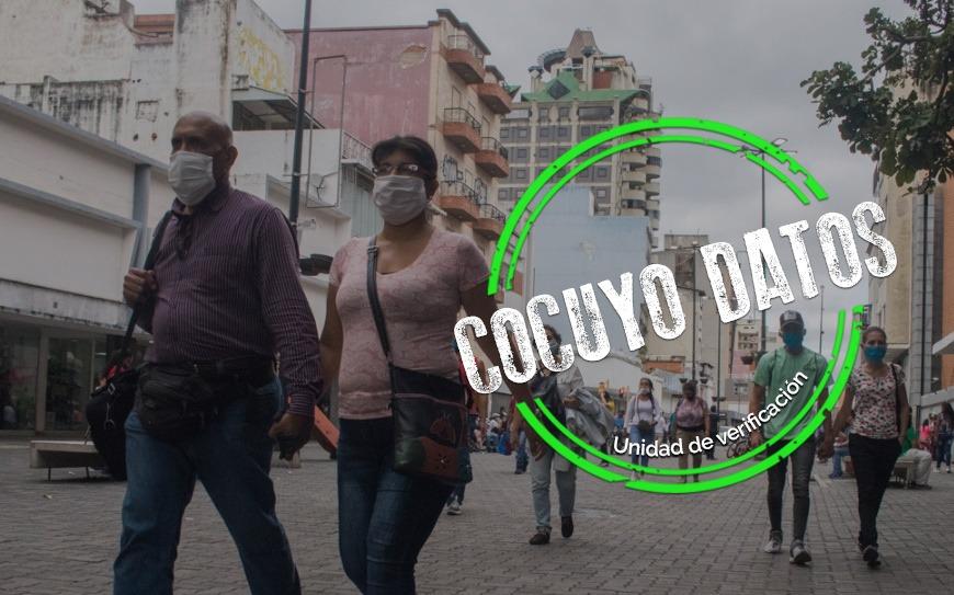 En medio del confinamiento los venezolanos se movilizan más los fines de semana
