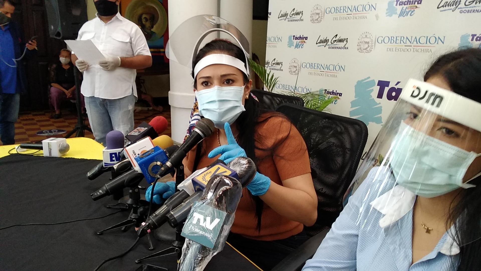 Escasez de gasolina afecta traslado de pacientes en Táchira, denuncia gobernadoraEscasez de gasolina afecta traslado de pacientes en Táchira, denuncia gobernadora