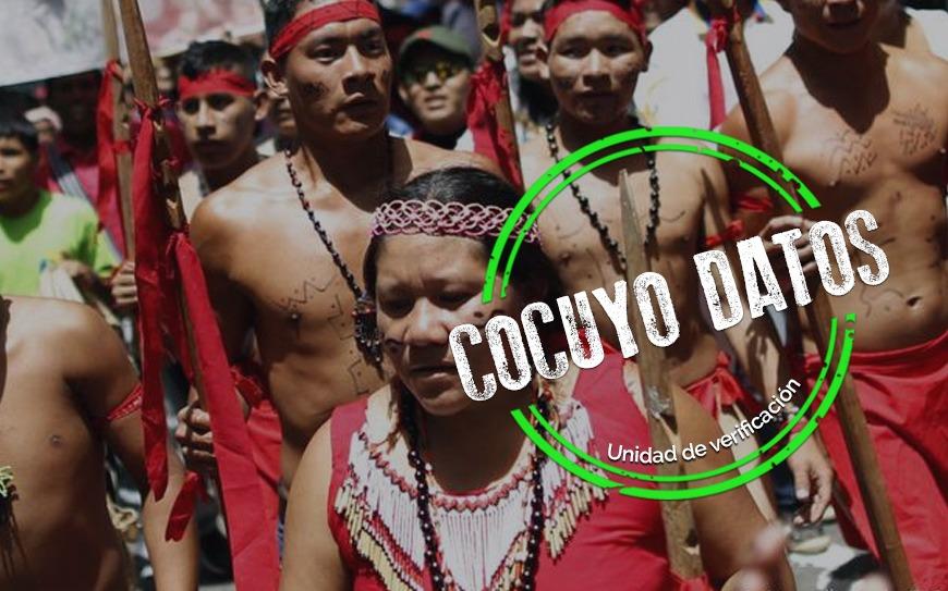 1.251 indígenas amazónicos han muerto por COVID-19