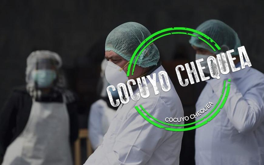 ¿Tiene Venezuela la mayor mortalidad de personal de salud por COVID-19?