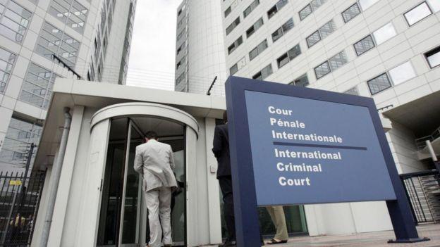 Corte Penal Internacional.