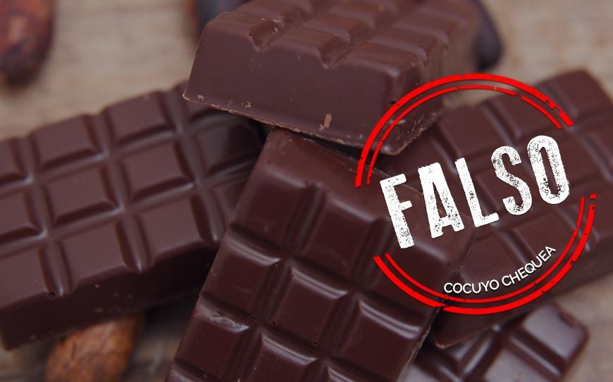¿El chocolate es el alimento que contiene más magnesio?