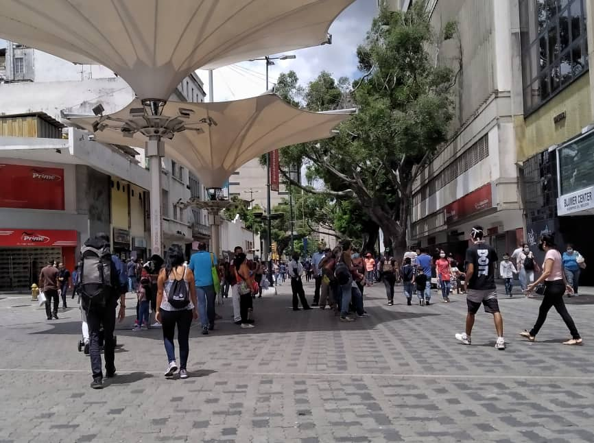 Caracas registra más fallecidos y Mérida más casos de COVID-19 entre el 5 y 11 de julio