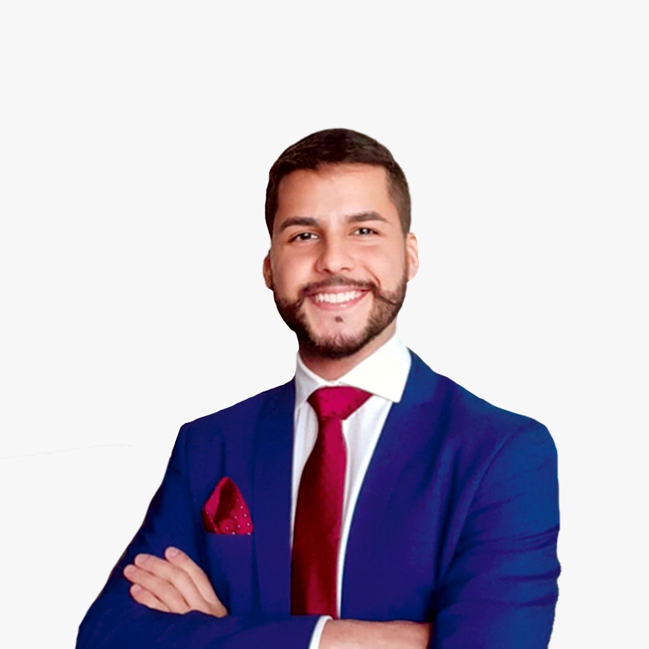 José Alberto León, venezolano-chileno, votará por el rechazo