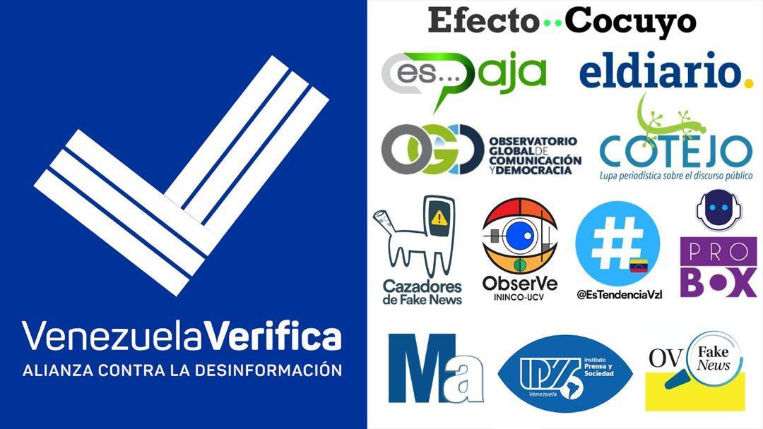 Venezuela Verifica: una alianza para combatir la desinformación