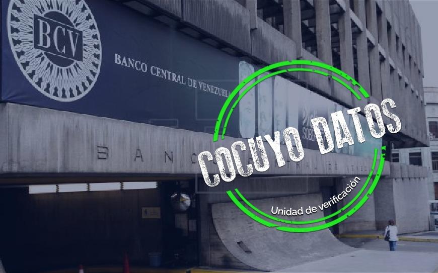 BCV entregó 20,7 billones de bolívares del encaje legal en primera semana
