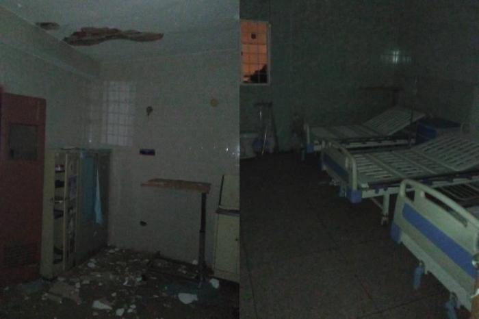 hospitalizacion Hospital Central de Maracaibo