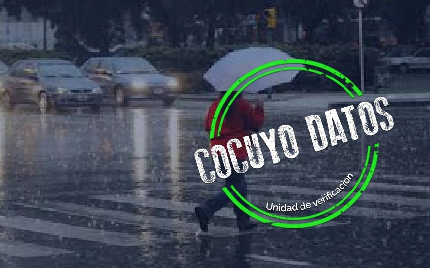 """Septiembre fue """"lluvioso extremo"""", según Hidrometeorología de la UCV"""