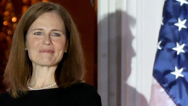 Amy Coney Barrett, magistrada de la Corte Suprema de EE.UU.