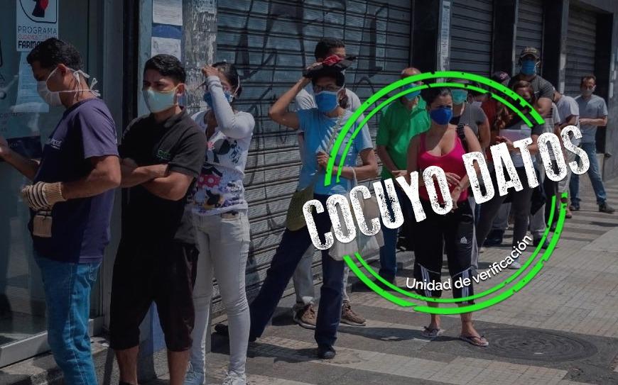 Académicos desmienten con datos que la epidemia esté controlada en Venezuela