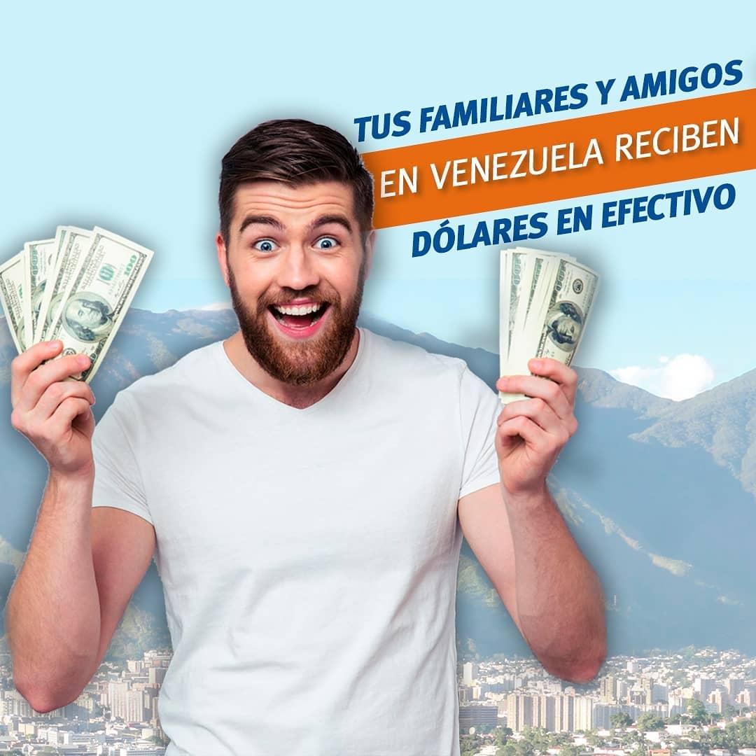 Dólares en efectivo