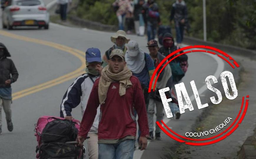 ¿Venezolanos son los responsables del aumento del crimen en Colombia?