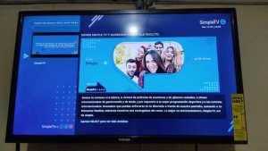 Simple TV reporta registro de más de 1.400.000 suscriptores