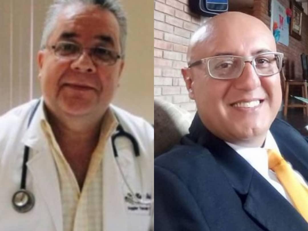 Mueren dos médicos por COVID-19 en Lara y Mérida