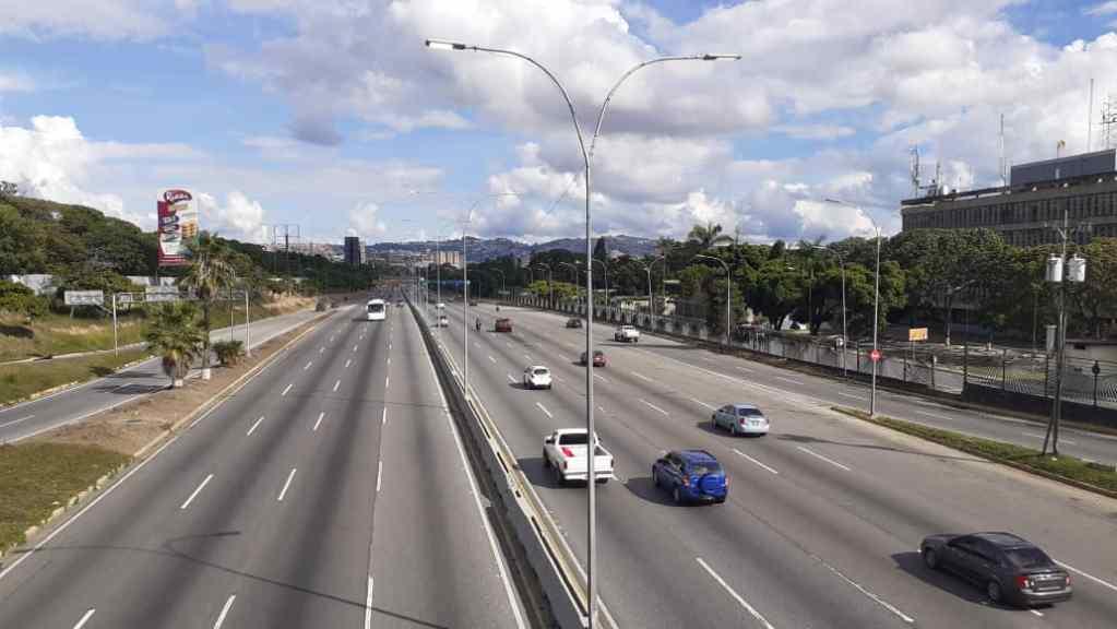 Autopista Francisco Fajardo en Parlamentarias2020