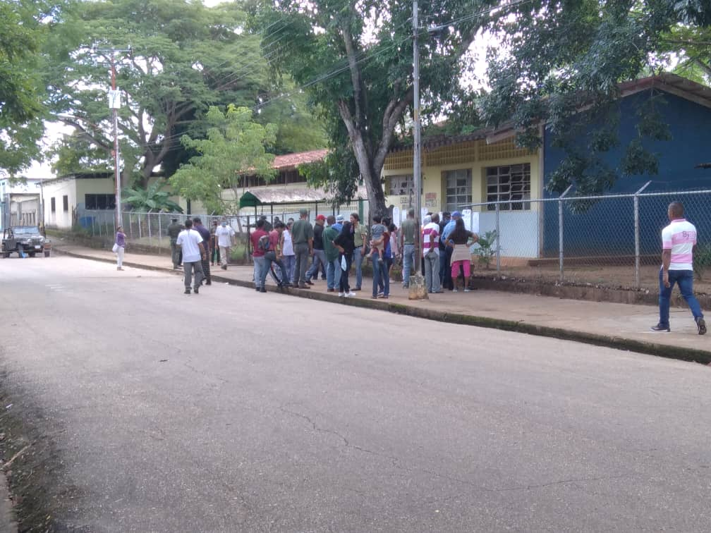 Monagas con baja participación de electores y denuncias contra el Plan República