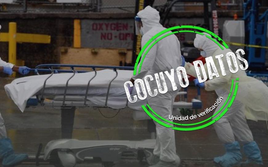 Miranda es la segunda entidad en muertes por COVID-19
