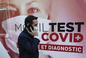 """UE acordará """"en las próximas horas"""" un protocolo sanitario para Reino Unido"""