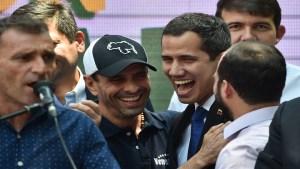 Capriles expresa respaldo a plataforma unitaria y diálogo entre oposición y chavismo
